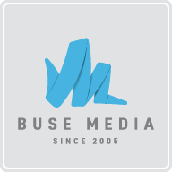 Buse Media Logo